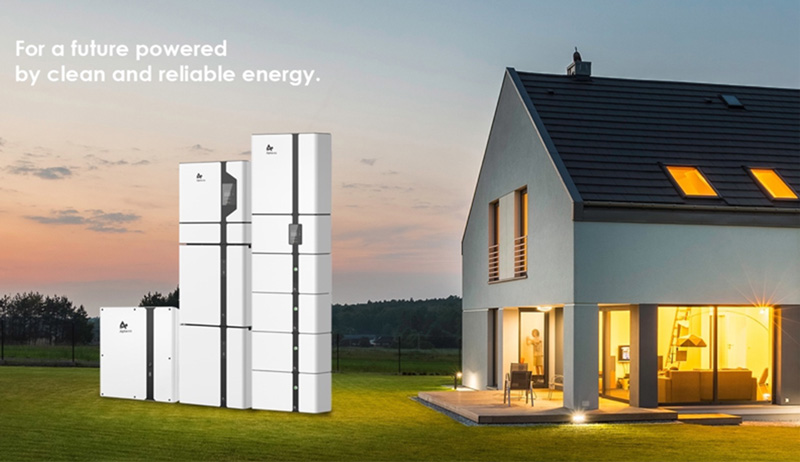 Alpha ESS Thuisbatterij